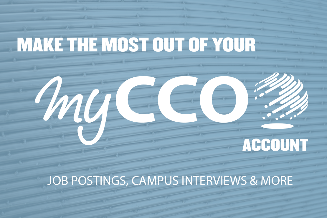 myCCO Account